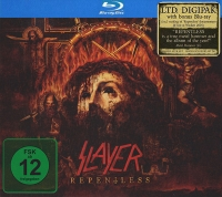 SLAYER - Digibook CD + BluRay - Repentless