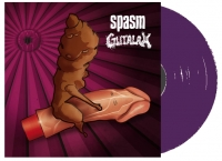"SPASM / GUTALAX - split 12""LP - The Anal Heroes (GUTALAX Edition on PURPLE VINYL)"