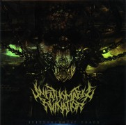 UNFATHOMABLE RUINATION -EP-CD- Idiosynratic Chaos