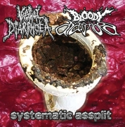 VAGINAL DIARRHEA / BLOODY DIARRHOEA - split CD - Systematic Assplit