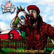 VAGINAL KEBAB - CD - From Murcia With Love