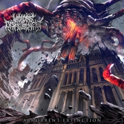 VISIONS OF DISFIGUREMENT - CD - Abhorrent Extiction