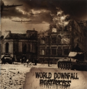 WORLD DOWNFALL / AGATHOCLES - split CD -