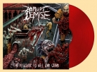 ABRUPT DEMISE - 12'' LP - The Pleasure to Kill and Grind (Blood Red Vinyl) (PRE-ORDER April 2020)