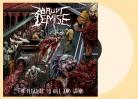 ABRUPT DEMISE - 12'' LP - The Pleasure to Kill and Grind (Clear Vinyl) (PRE-ORDER April 2020)