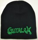 GUTALAX - Beanie - green Logo