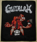 GUTALAX - Last Paper - woven Patch