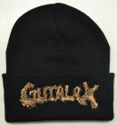GUTALAX - Woolen Hat - brown Logo