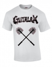 GUTALAX - toilet brushes - white T-Shirt