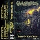 SLAUGHTERDAY -MC TAPE- Laws of The Occult