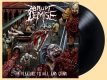 ABRUPT DEMISE - 12'' LP - The Pleasure to Kill and Grind (Black Vinyl) (PRE-ORDER April 2020)