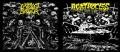 AGATHOCLES / OXIDISED RAZOR - Digipak split CD - Raw War