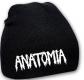ANATOMIA - embroidered Logo Beanie