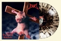 BLOOD - 12'' LP - Depraved Goddess (clear/black splattered Vinyl) VORBESTELLUNG!!!