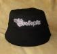 BRODEQUIN - Reversible Bucket Hat - Black/Light Grey - SIZE L/XL