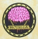 CEREBRAL ENEMA - gestickter Patch