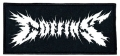 COFFINS - embroidered Logo Patch