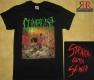 CUMBEAST - Straight Outta Sewer - T-Shirt size XXL
