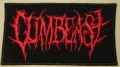 CUMBEAST - embroidered Patch