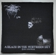 DARKTHRONE - A Blaze In the Northern Sky - woven Patch