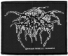 DARKTHRONE - Logo - woven Patch