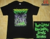 DEBRIDEMENT - Guttural Death Metal - T-Shirt