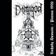 DEMIGOD - CD - Unholy Domain - Promo 1992