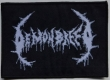 DEMONBREED - Logo - woven Patch
