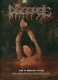 DISGORGE - DVD -  Live In Moscow 23.11.08 - 15th Anniversary Brutality Tour