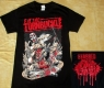 EAT THE TURNBUCKLE - Stabbed in the Face - T-Shirt size M