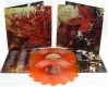 EXHUMED - Gatefold 2 LP - Slaughtercult (orange Vinyl)