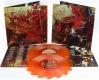 EXHUMED - Gatefold 2 LP - Slaughtercult (orange Vinyl)