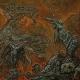 GRACELESS - Gatefold 12'' LP - Where Vultures Know (1st press, orange Vinyl)