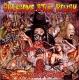 GRUESOME STUFF RELISH - CD - Teenage Giallo Grind + Cannibal Ferox Demo