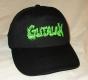 GUTALAX - black Baseball Cap - green Logo