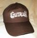 GUTALAX - brown Baseball Cap - white Logo