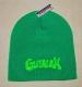 GUTALAX - kelly green Beanie - green Logo