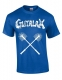 GUTALAX - toilet brushes - royal blue T-Shirt