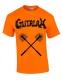 GUTALAX - toilet brushes - savety orange T-Shirt