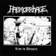 "HAEMORRHAGE / TERRORISM - split 7"" EP -"
