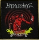 HAEMORRHAGE - color printed Patch - Inferno