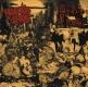 HIDEOUS CHAOS / FRONT TERROR (pre-Dead Infection) - split 12'' LP -