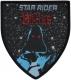 HÄLLAS - Star Rider - woven Patch