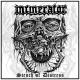 INCINERATOR - CD - Stench Of Distress