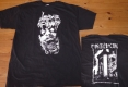 LAST DAYS OF HUMANITY - Maggot Skull - T-Shirt  Size XL