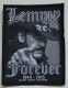 LEMMY - Forever - woven Patch