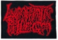 LYMPHATIC PHLEGM - embroidered logo Patch