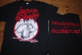 LAST DAYS OF HUMANITY - The Stench of Flatulating Bowel Incisions - T-Shirt Size XL