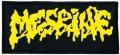 MESRINE  - embroidered Logo Patch