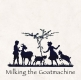 MILKING THE GOATMACHINE - CD -  Back From The Goats ... A GoatEborg Fairy Tale